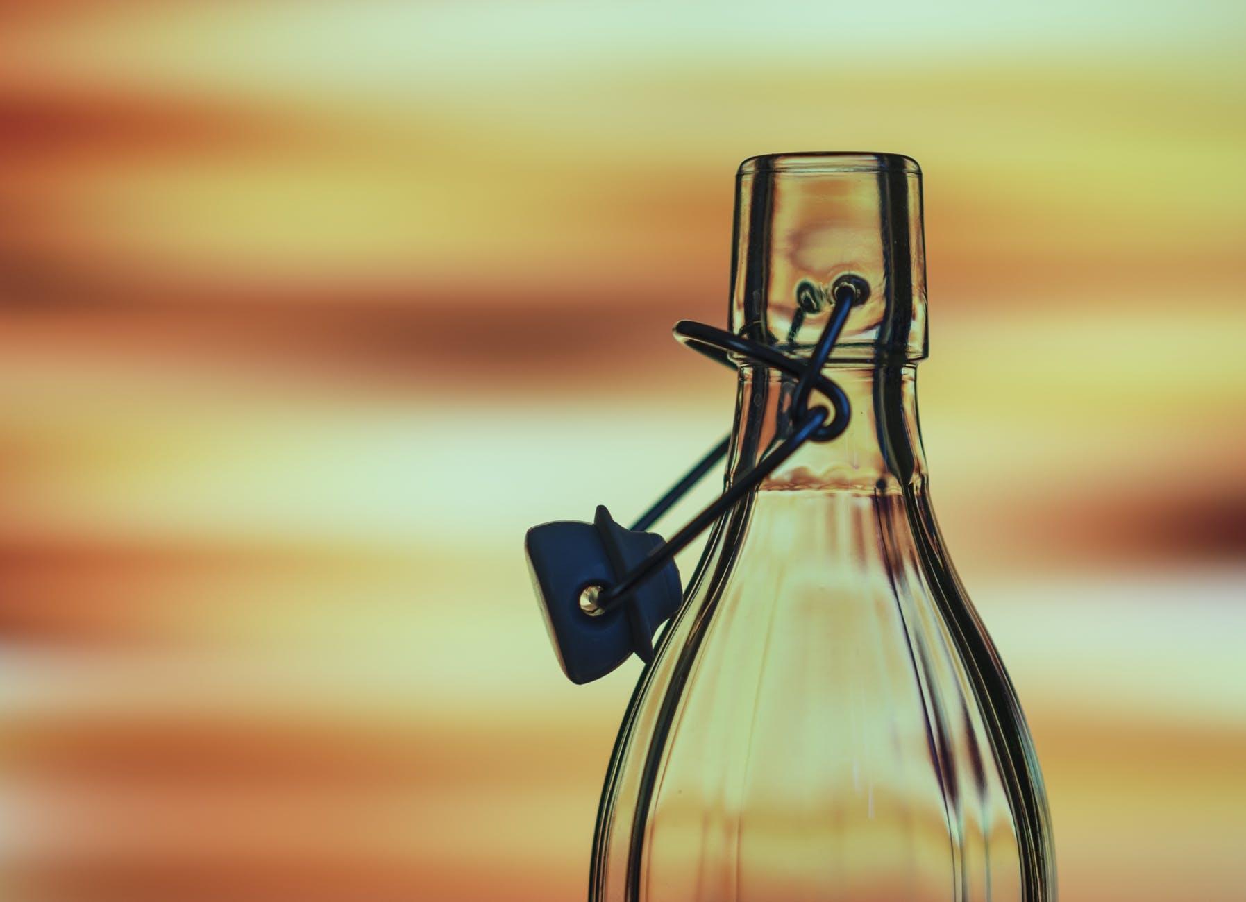 background blur bottle bright